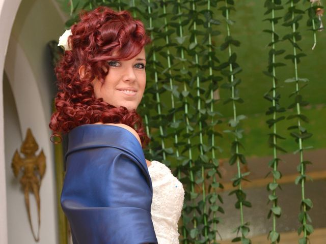 Il matrimonio di Mirco e Stefania a Castelmarte, Como 9