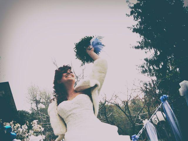 Il matrimonio di Mirco e Stefania a Castelmarte, Como 11