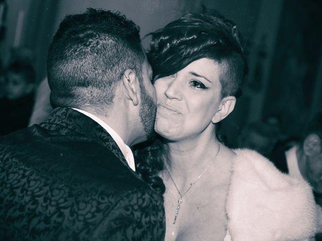 Il matrimonio di Mirco e Stefania a Castelmarte, Como 13