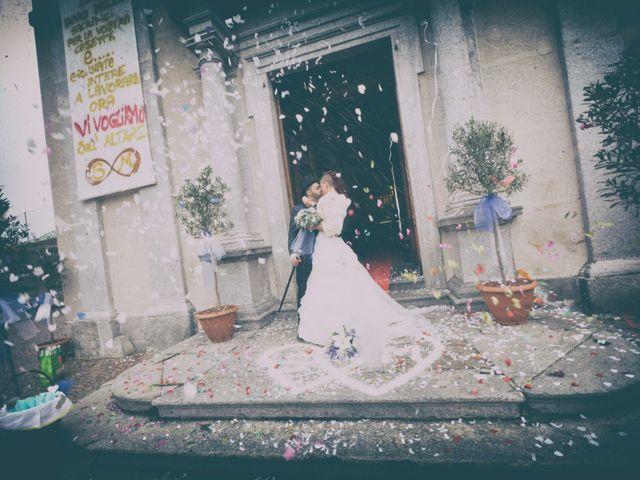 Il matrimonio di Mirco e Stefania a Castelmarte, Como 16