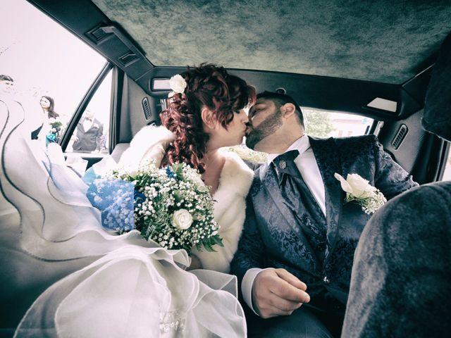 Il matrimonio di Mirco e Stefania a Castelmarte, Como 18