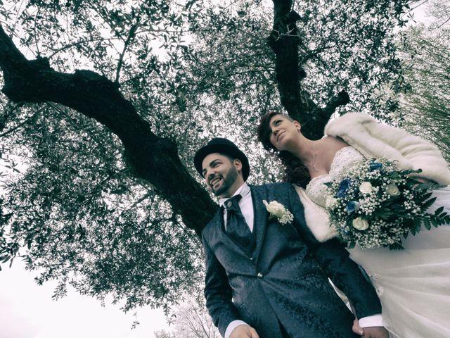 Il matrimonio di Mirco e Stefania a Castelmarte, Como 22