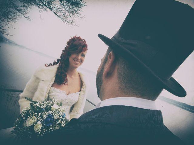 Il matrimonio di Mirco e Stefania a Castelmarte, Como 24