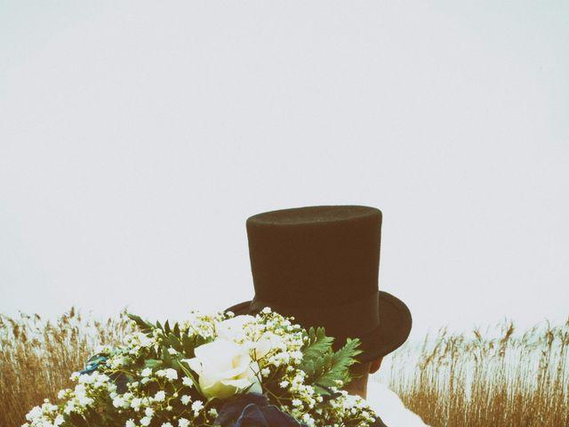 Il matrimonio di Mirco e Stefania a Castelmarte, Como 25
