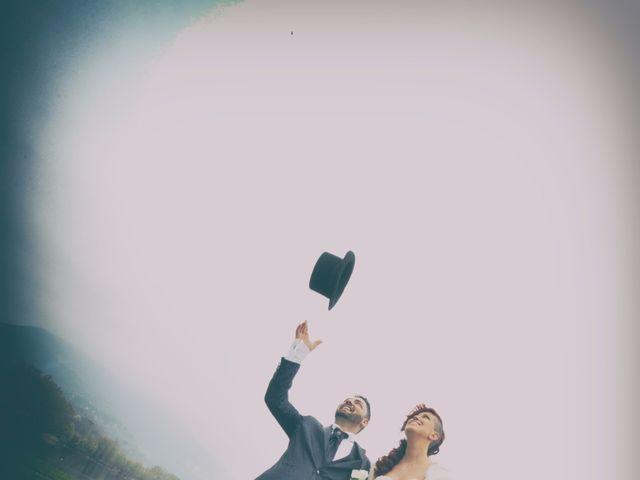 Il matrimonio di Mirco e Stefania a Castelmarte, Como 26