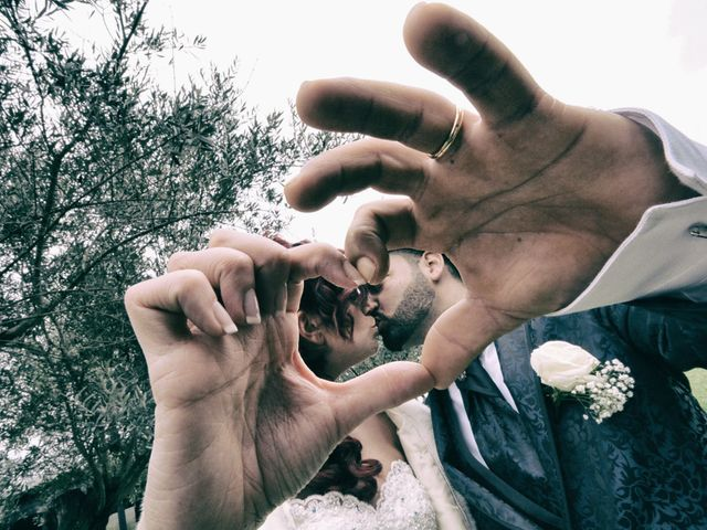 Il matrimonio di Mirco e Stefania a Castelmarte, Como 27