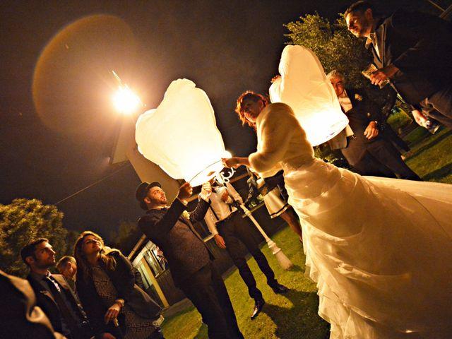 Il matrimonio di Mirco e Stefania a Castelmarte, Como 31