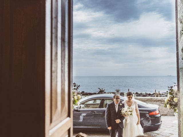 Il matrimonio di Gabriele e Giulia a Acireale, Catania 29