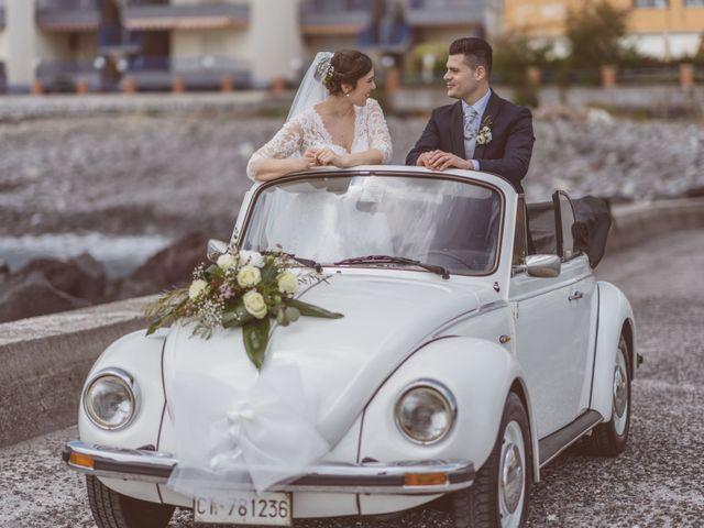 Il matrimonio di Gabriele e Giulia a Acireale, Catania 1