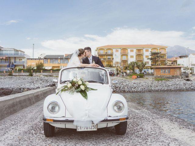Il matrimonio di Gabriele e Giulia a Acireale, Catania 33