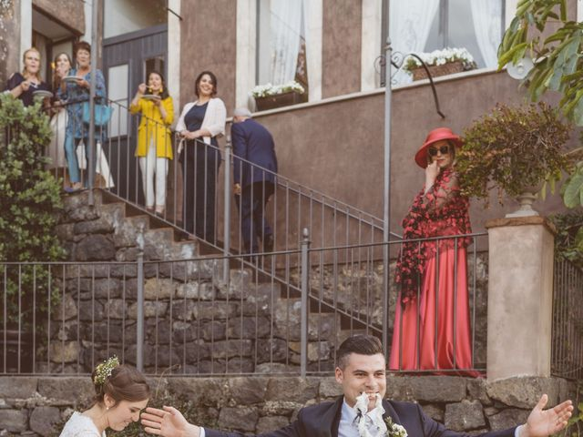 Il matrimonio di Gabriele e Giulia a Acireale, Catania 43