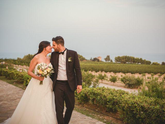 Il matrimonio di Giovanni e Rossella a Trebisacce, Cosenza 1
