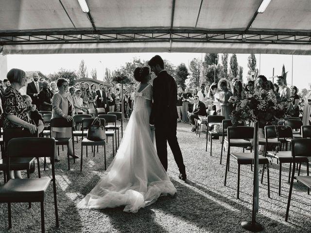 Il matrimonio di Marta e Gianmarco a Reggio nell'Emilia, Reggio Emilia 45