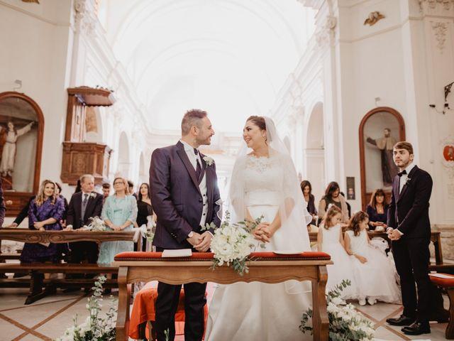 Il matrimonio di Marika e Daniele a Catanzaro, Catanzaro 33