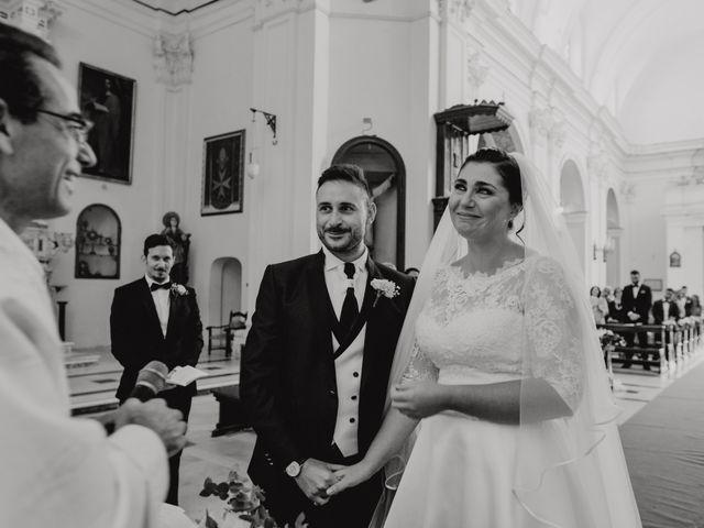 Il matrimonio di Marika e Daniele a Catanzaro, Catanzaro 34