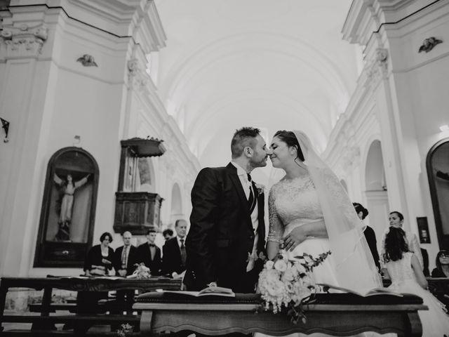Il matrimonio di Marika e Daniele a Catanzaro, Catanzaro 35
