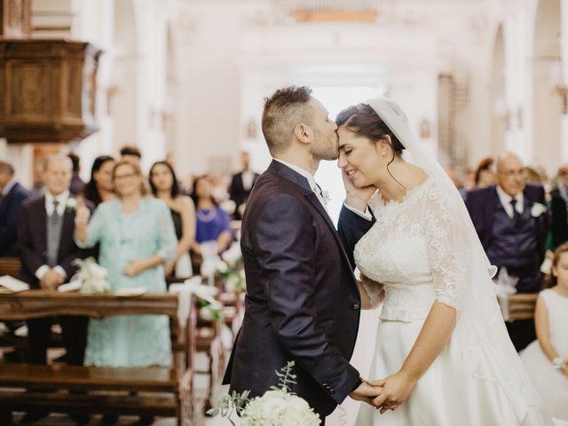 Il matrimonio di Marika e Daniele a Catanzaro, Catanzaro 36