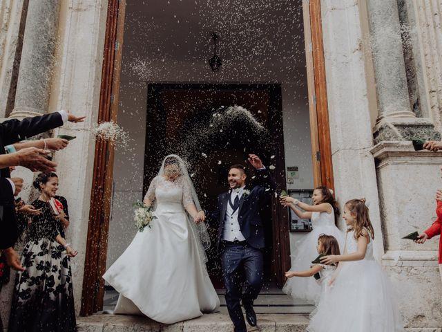 Il matrimonio di Marika e Daniele a Catanzaro, Catanzaro 37
