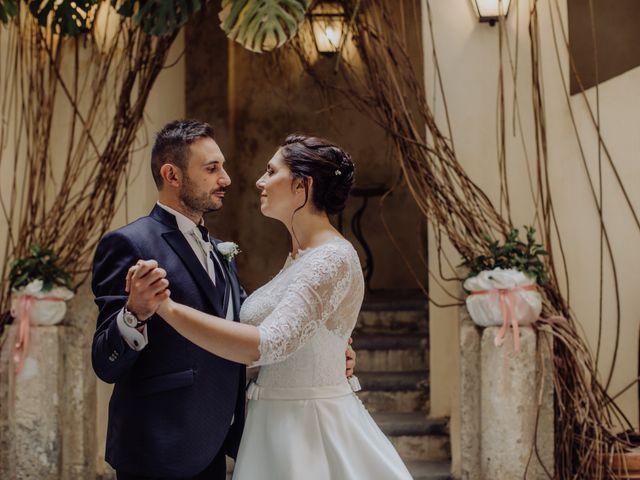 Il matrimonio di Marika e Daniele a Catanzaro, Catanzaro 42