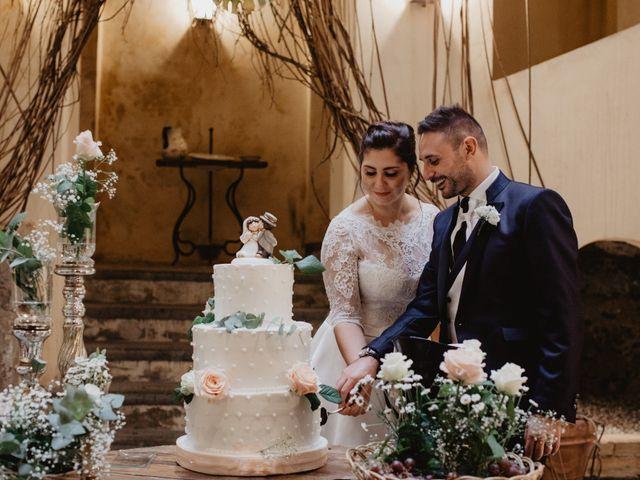 Il matrimonio di Marika e Daniele a Catanzaro, Catanzaro 50