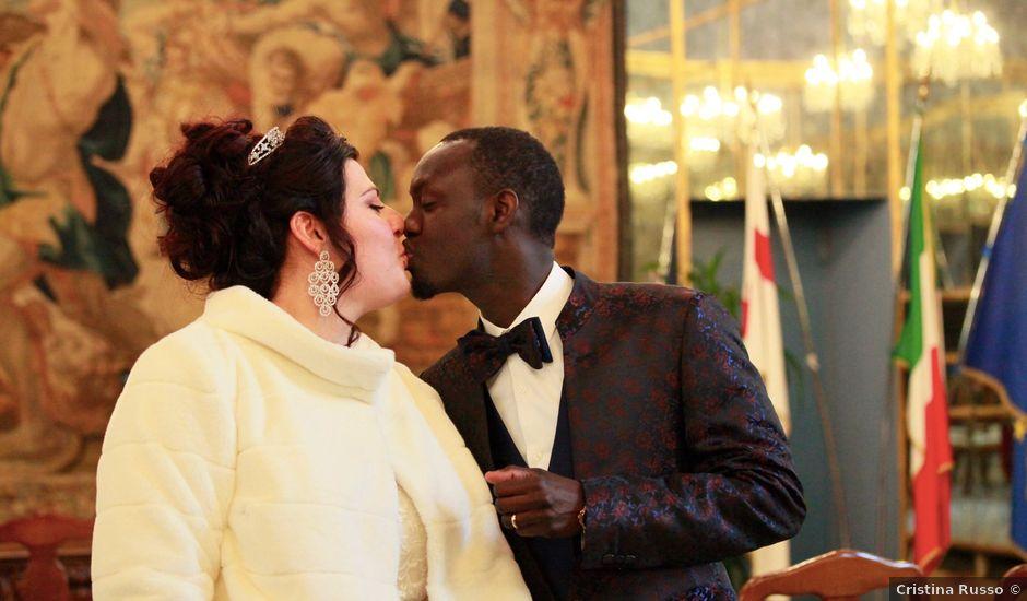Il matrimonio di Khadim e Maria a Milano, Milano