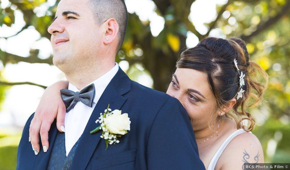 Il matrimonio di Emiliano e Federica a Frosinone, Frosinone