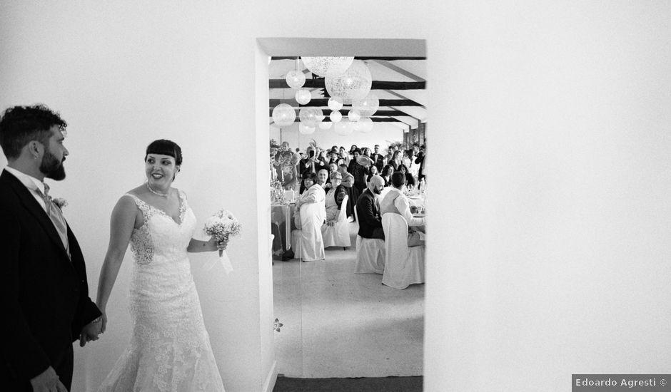 Il matrimonio di Marco e Jessica a Cavour, Torino