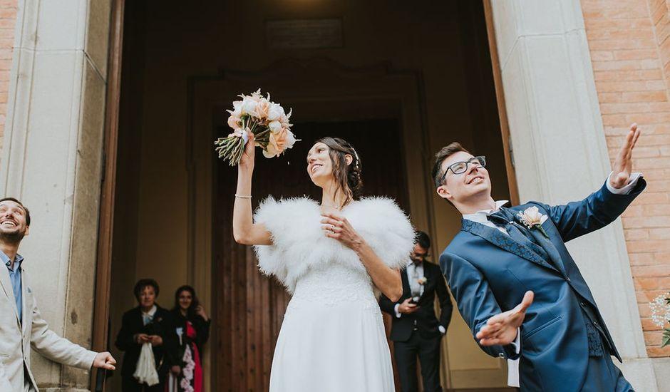 Il matrimonio di Francesca e Marco a Castel San Pietro Terme, Bologna