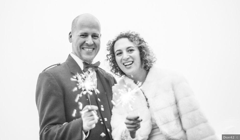 Il matrimonio di David e Sonia a La Salle, Aosta