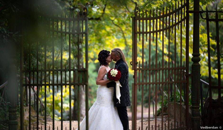 Il matrimonio di Emanuele e Cinzia a Pistoia, Pistoia