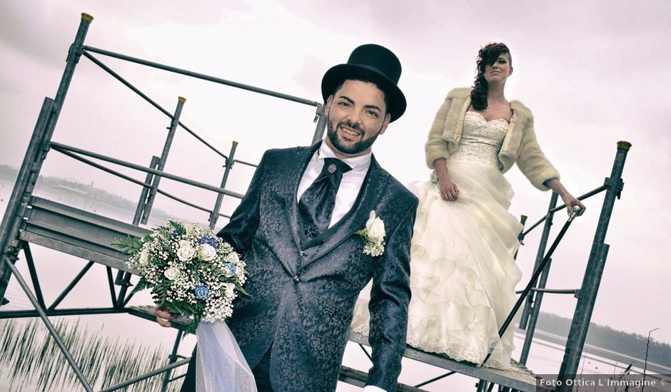 Il matrimonio di Mirco e Stefania a Castelmarte, Como