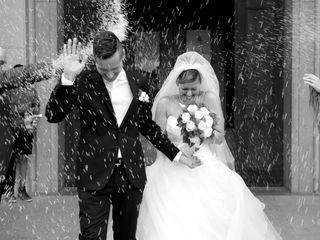 Le nozze di Alessandra e Franco