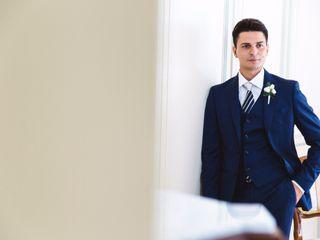 Le nozze di Cristina e Umberto 1