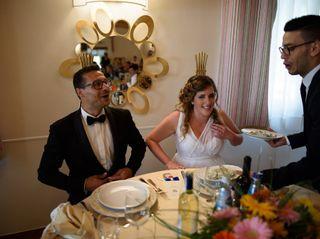 Le nozze di Vanessa e Angelo 1