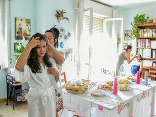 Le nozze di Cristina e Sergio 1