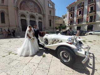 Le nozze di Terry e Andrea