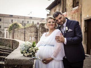 Le nozze di Pamela e Ivan