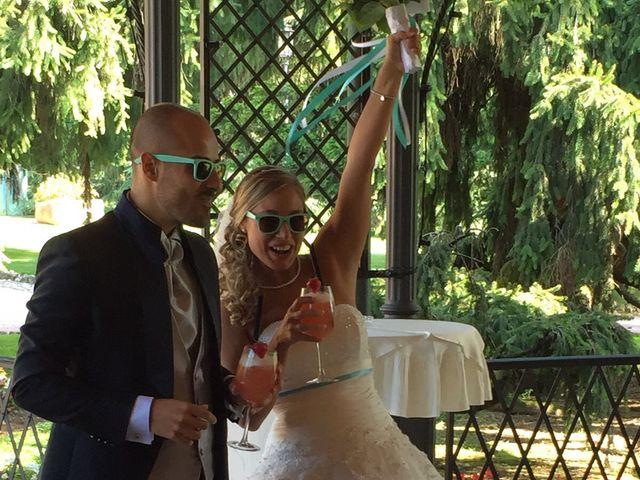 Il matrimonio di Mario e Veronica  a Lesmo, Monza e Brianza 3