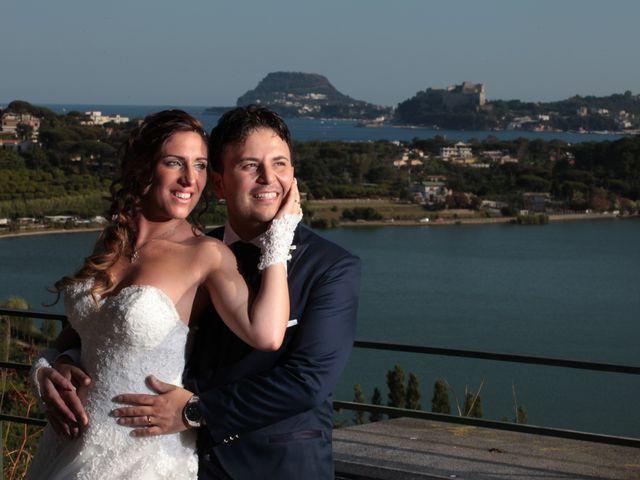 Il matrimonio di Francesco e Francesca a Pozzuoli, Napoli 7