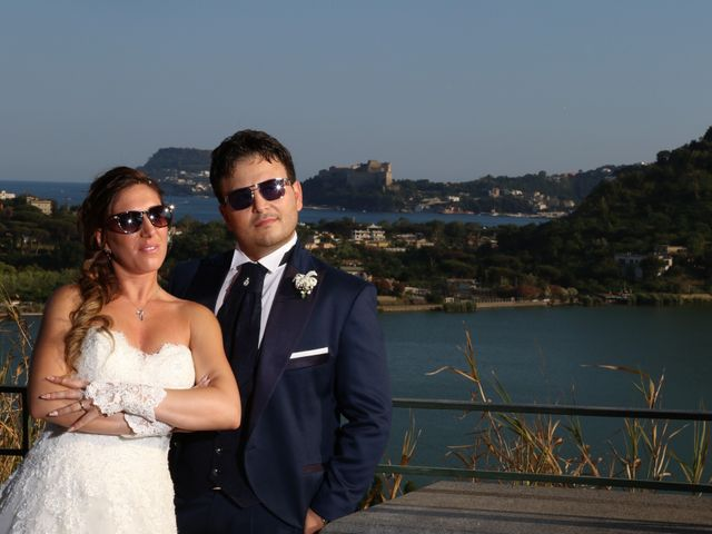 Il matrimonio di Francesco e Francesca a Pozzuoli, Napoli 11