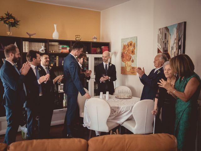 Il matrimonio di Massimo e Maria a Caltanissetta, Caltanissetta 20