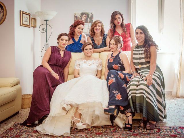 Il matrimonio di Massimo e Maria a Caltanissetta, Caltanissetta 45