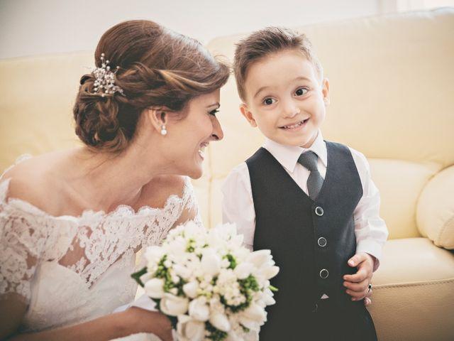 Il matrimonio di Massimo e Maria a Caltanissetta, Caltanissetta 47