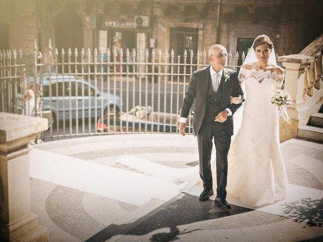 Il matrimonio di Massimo e Maria a Caltanissetta, Caltanissetta 56