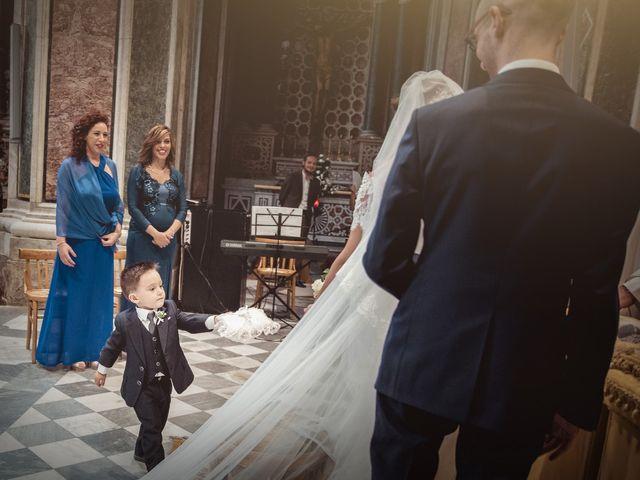Il matrimonio di Massimo e Maria a Caltanissetta, Caltanissetta 61