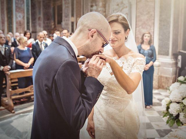 Il matrimonio di Massimo e Maria a Caltanissetta, Caltanissetta 63
