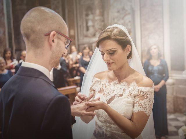 Il matrimonio di Massimo e Maria a Caltanissetta, Caltanissetta 65