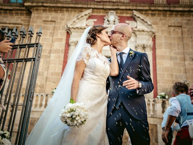 Il matrimonio di Massimo e Maria a Caltanissetta, Caltanissetta 73