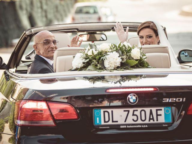 Il matrimonio di Massimo e Maria a Caltanissetta, Caltanissetta 74