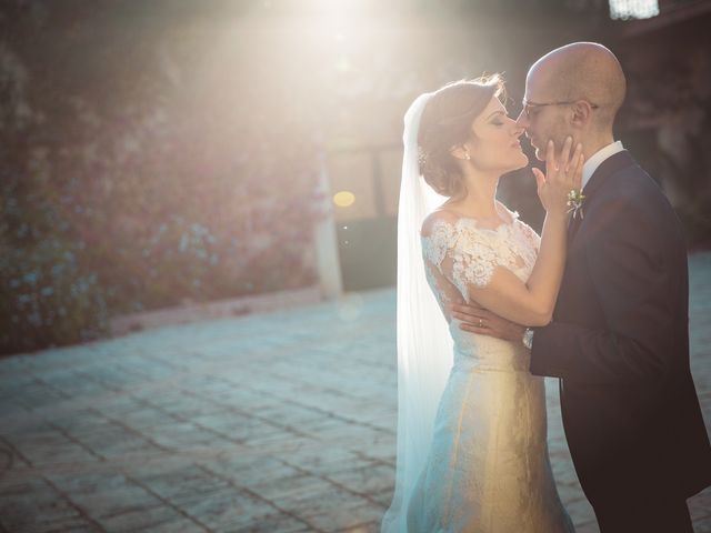 Il matrimonio di Massimo e Maria a Caltanissetta, Caltanissetta 76